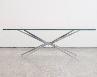 Mid Century Modern Minimalist Coffee Table