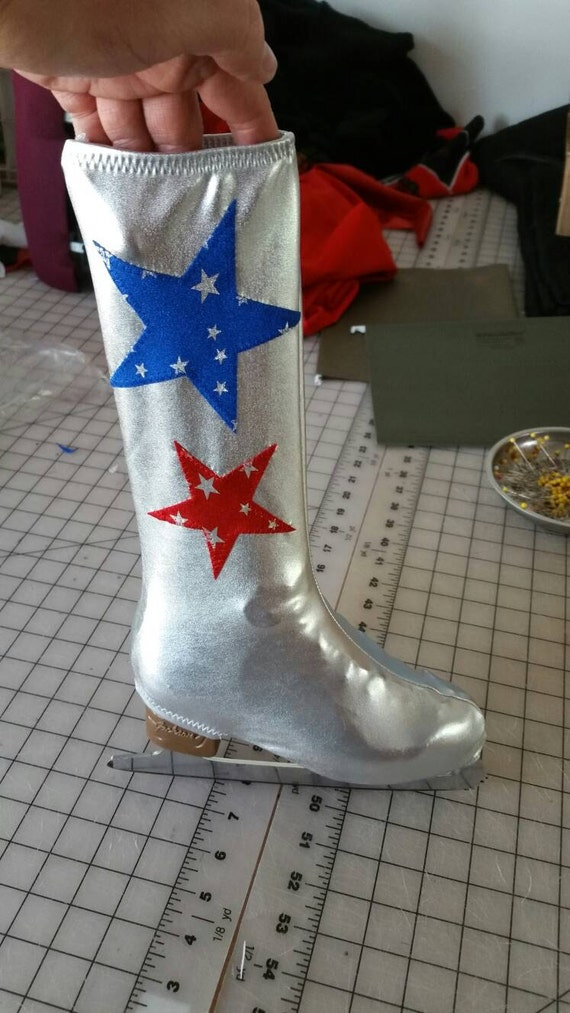 knee high skate boot covers