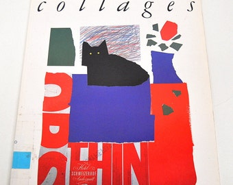 Ivan Chermayeff Collages, 1991, Plates, Paperback, 9780810924765