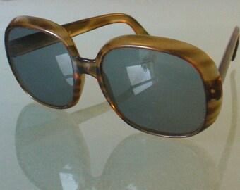 Made in France Big Eye Sunglasses