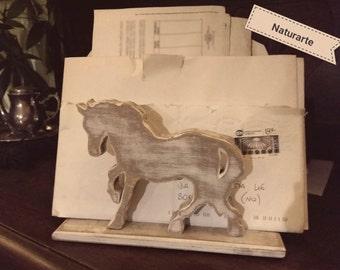 """Letterholder """"Horse"""""""
