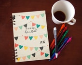Busy Mom Checklist Planner - Love Me Sweet edition