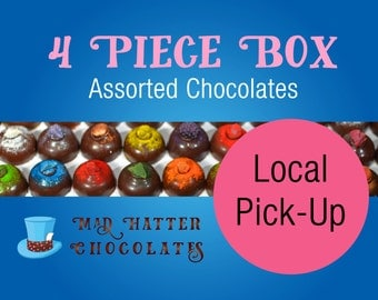 4 Piece Box (Assorted)-Pick Up