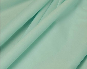 Aqua PUL for cloth diapers. 1.5 yards