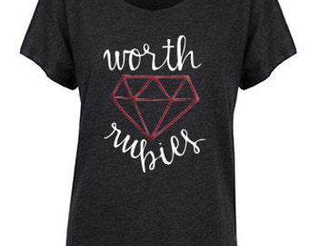 Worth Rubies Dolman Shirt