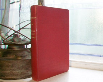 Goal Line Stand Vintage 1951 Football Book