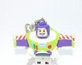 128GB Buzz Lightyear USB Flash Drive with Key Chain