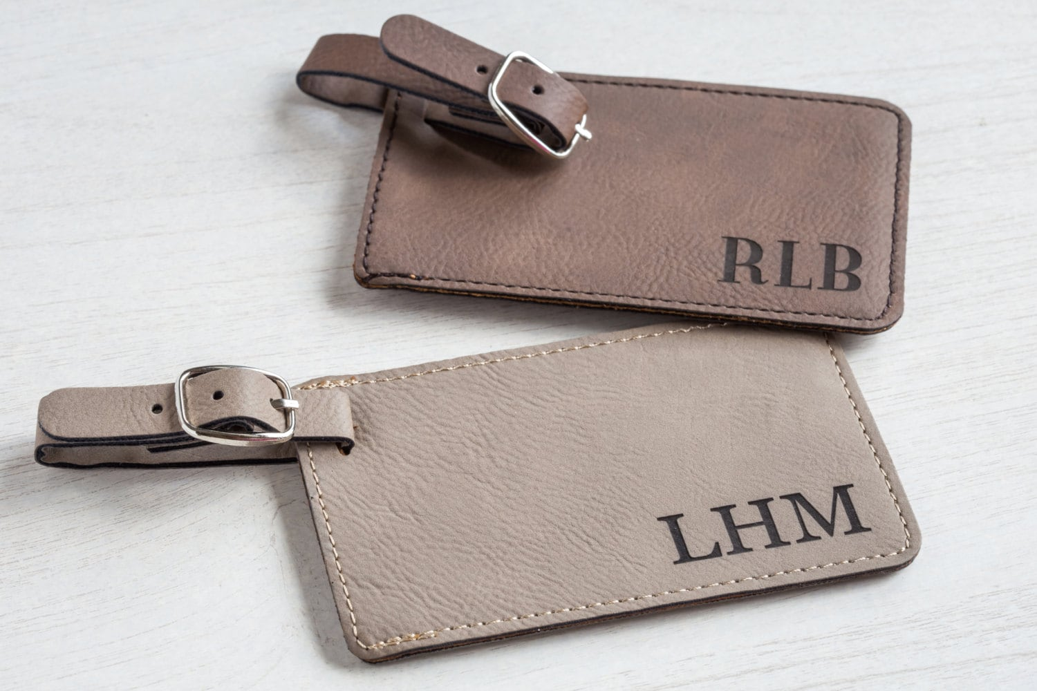 Luggage Tags: Personalized Luggage Tag: Custom Luggage Tag By
