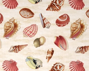 Wilmington Prints - Seaside Wonders - Seashells