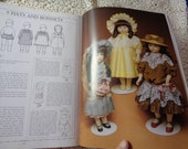 """The Doll's Dressmaker Book"""" The Complete Pattern Book for Doll Dressmakers Over 120 Designs for VINTAGE Doll Clothes"""