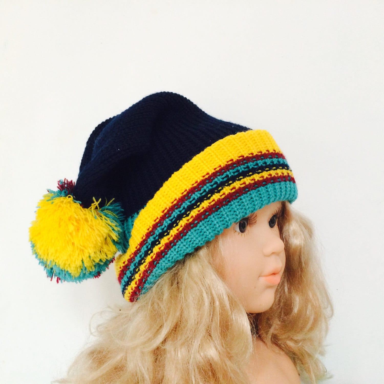 5252659a26b ... baseball hat 02b8c efd1e ireland baby bobble hat vintage beanie unworn  deadstock 90s pom pom 0 6m f6ae0 80541 ...