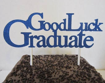 Good Luck Graduate ~ Graduation Party ~ Graduation Cake
