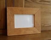 """4x6"""" reclaimed pine frame"""