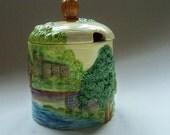 Vintage Jam Pot