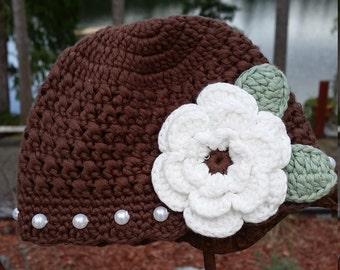 Handmade Baby Knit Hat