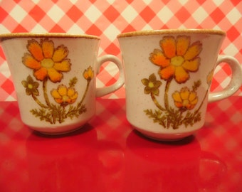 Mikasa Coffee Mugs - Set Of 2 - Southern Sun
