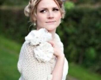 Wedding accessories, bridal accessories, wedding shawl, bridal shawl, knitting shawl, navy blue wedding, blue wedding, bridal gift, summer