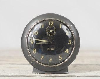 Vintage Clock 1930's? Big Ben Westclox  Alarm Clock Made In USA