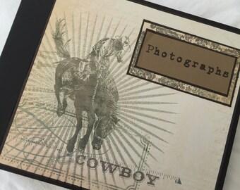 Scrapbook Album, Premade Photo Album by Island Lilly Designs