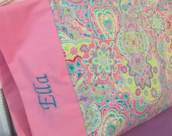 Pretty Girls Toddler/Travel Sized Pillowcase