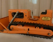 Tonka Truck Bulldozer 1960s great original condition