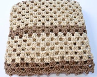 Crochet  Blanket,  Handmade Baby Blanket,  Birthday Gift, Christmas Gift
