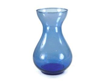 Vintage Cobalt Blue Vase