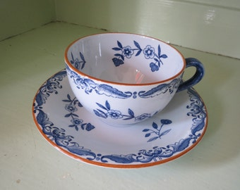 Rorstrand Ostindia cup and saucer small