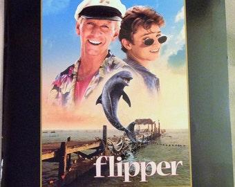 Press kit for Flipper, a film.