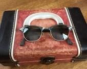 Vintage Cat Eye Glasses / Vintage Eye Glasses / Awesome Vintage Eye Glasses