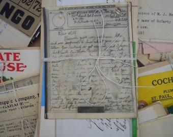 HUGE SALE Zoë's Vintage Ephemera Bundle 2 Dozen Pieces