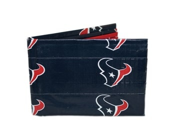 Houston Texans Duct Tape Wallet