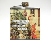Holiday flask : Christmas with the Family