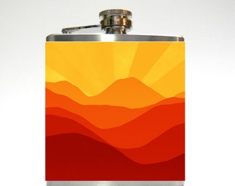 Mountain Flask