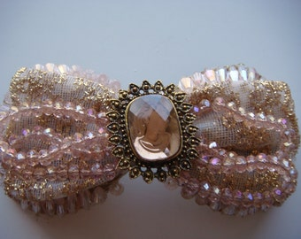 Vintage Ornate Hair Clip