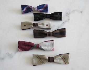 men's bowties / 50s bowties / vintage bowties / bowtie collection / Ormond bow tie