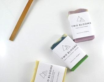Organic Soap Set You Choose Three