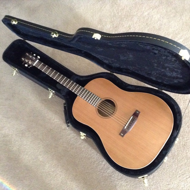 acoustic guitars for sale handmade by me in by leangreenguitars. Black Bedroom Furniture Sets. Home Design Ideas