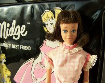 Bulle brune coupe barbie