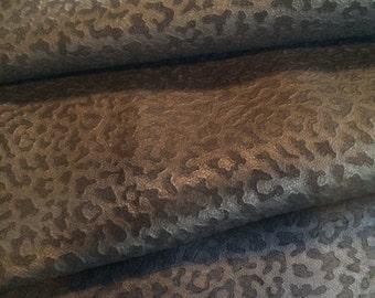 Black Cheetah style, Lambskin     (B)