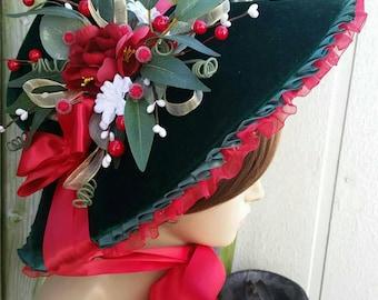 Christmas Caroling Bonnet #15
