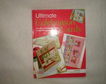 Ultimate Celebration Cards Book
