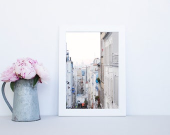 Montmartre Paris Photography Print