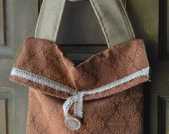 shoulder bag/book bag