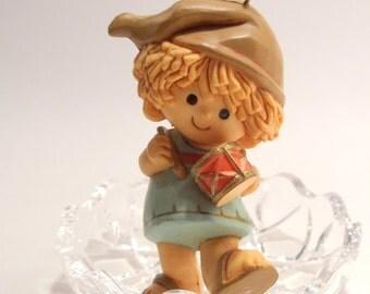 Hallmark Little Drummer Boy Christmas Ornament 1980