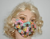 Flu mask Honey Bee, Bees, Bee Lover, surgical mask, face mask, cute face mask, designer face mask, Bees