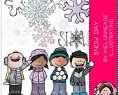 Melonheadz: Snow Day