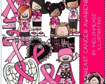 Breast Cancer clip art - Awareness
