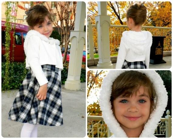 Sweater PDF Sewing Pattern - Wonderland Collection