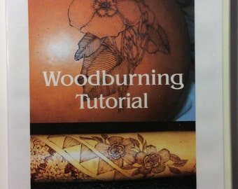 Woodburning Tutorial DVD **NEW ITEM**
